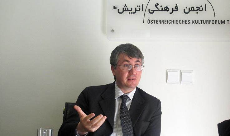 به بهانه برگزاری هفته فیلم اروپایی تبریز: گفتوگو با رئیس و نماینده مؤسسات فرهنگی اروپایی