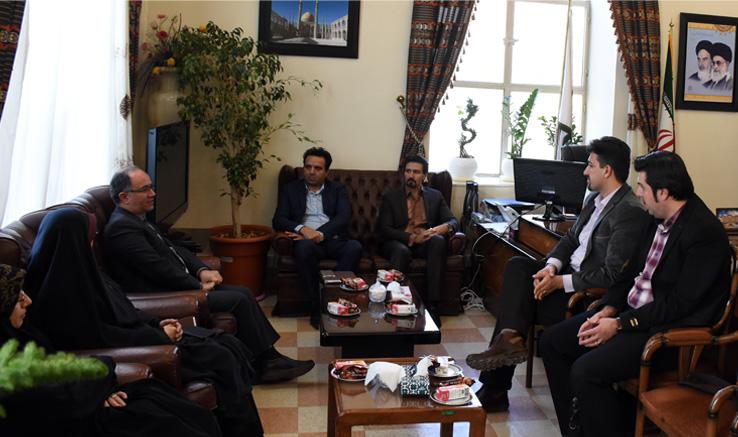 نشست شورای سیاستگذاری جشنواره منطقه ای کاشان درشهرداری