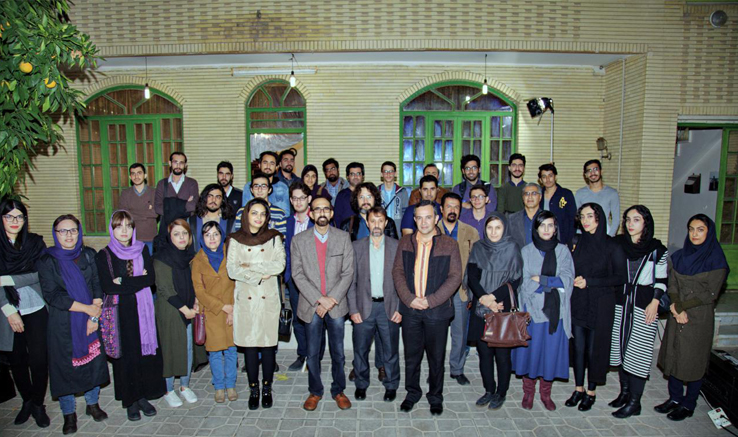 آغاز دوره آموزش فیلمسازی در انجمن سینمای جوانان استان فارس