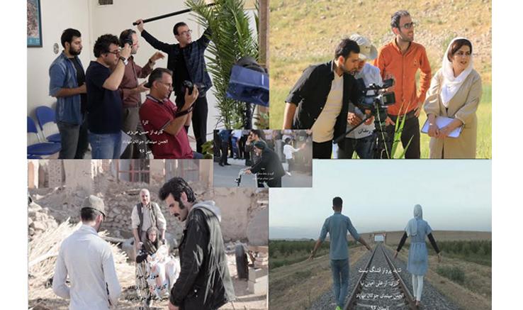 تولید ۵ فیلم کوتاه در مهاباد