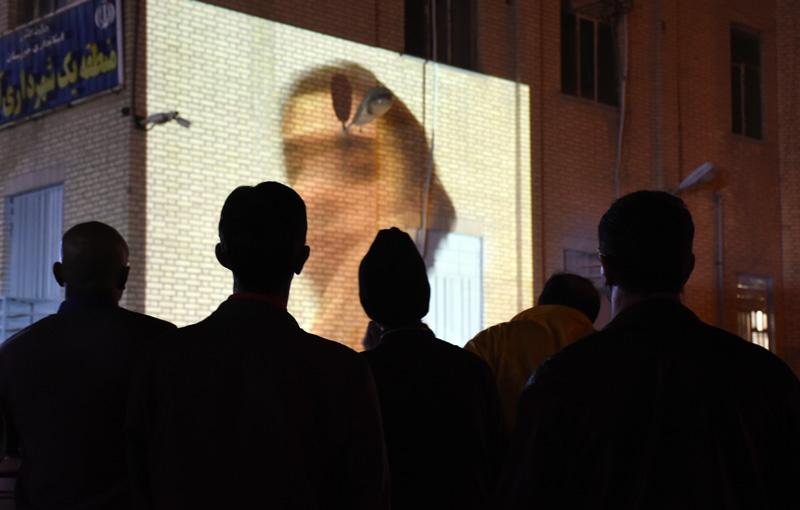 گزارش تصویری دومین روز جشنواره «اروند»
