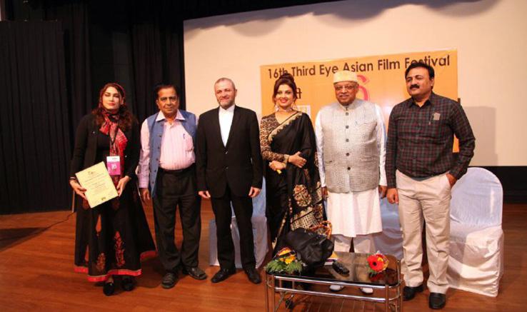 جایزه جشنواره چشم سوم هند برای «تقدیر»