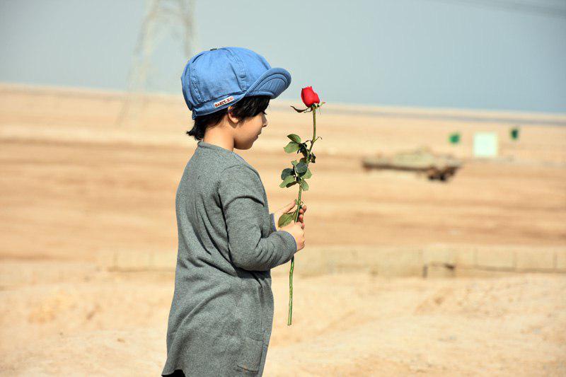 افتتاح جشنواره «اروند» در یادمان شهدای شلمچه