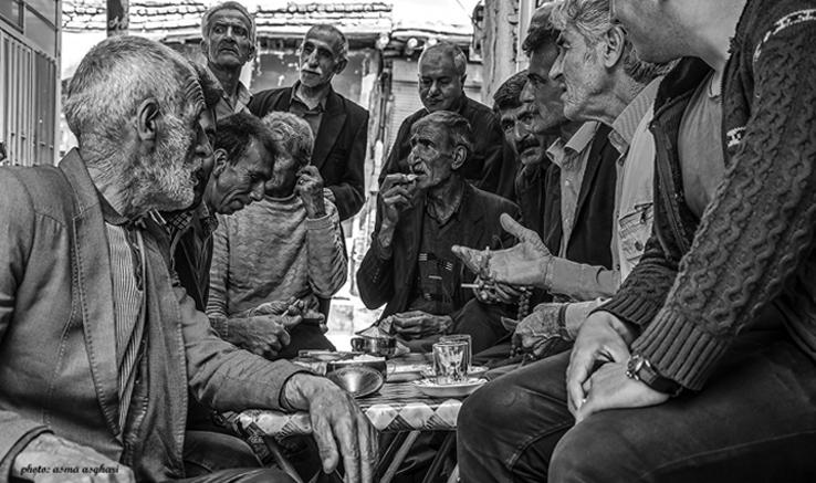حضور پررنگ عکاس سنقر و کلیایی در جشنواره بینالمللی عکس خیام