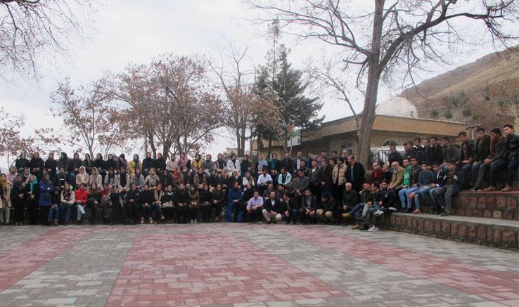 برگزاری کارگاه عکاسی طبیعت با ۱۳۰ هنرجو در مهاباد