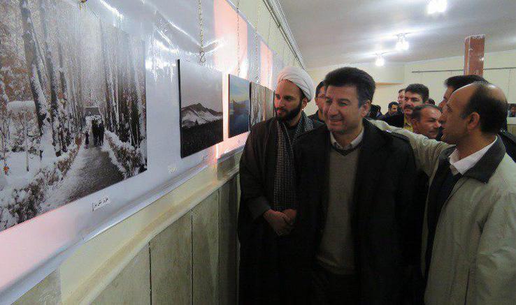 «چهل عکس، چهل عکاس» در مهاباد