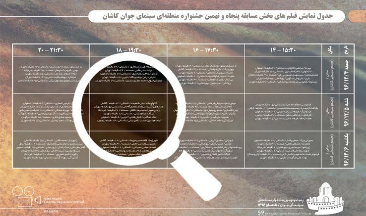 نقد وتحلیل فیلمهای کوتاه جشنواره منطقهای کاشان (قسمت دوم)