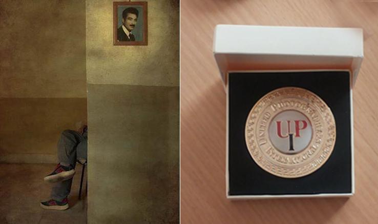 مدال طلای جشنواره هیستوگرام هند به حمیدرضا هلالی رسید