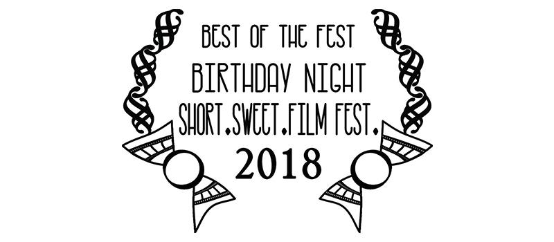 """جایزه بهترین فیلم جشنواره""""SHORT SWEET"""" آمریکا به «شب تولد» رسید"""