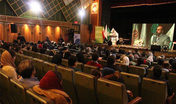 جشن سال سینمای تبریز/ گزارش تصویری