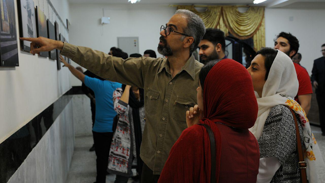 افتتاح نمایشگاه عکس « بیست نگاه» در برازجان