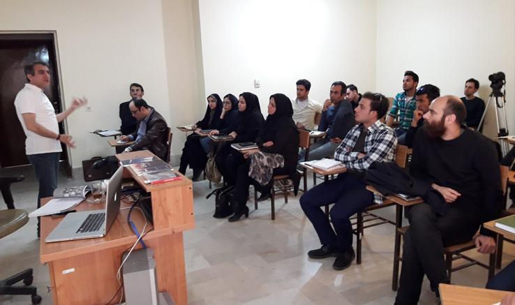 برگزاری کارگاه تخصصی کارگردانی سینما در مشهد