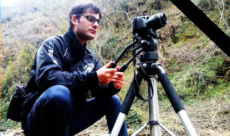 درگذشت فیلمساز جوان لاهیجانی