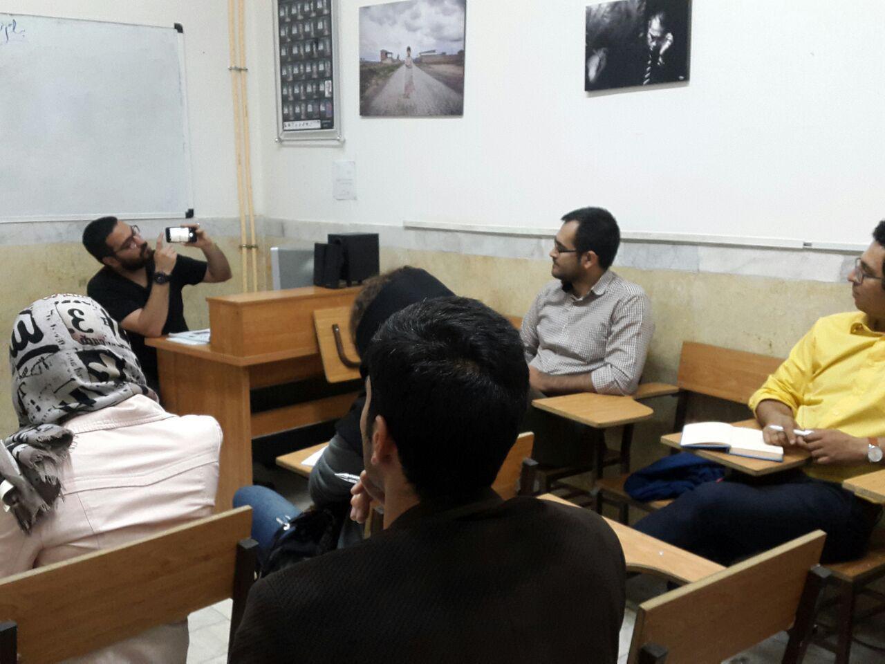 ترم بهاره کلاسهای انجمن سینمای جوانان استان قزوین
