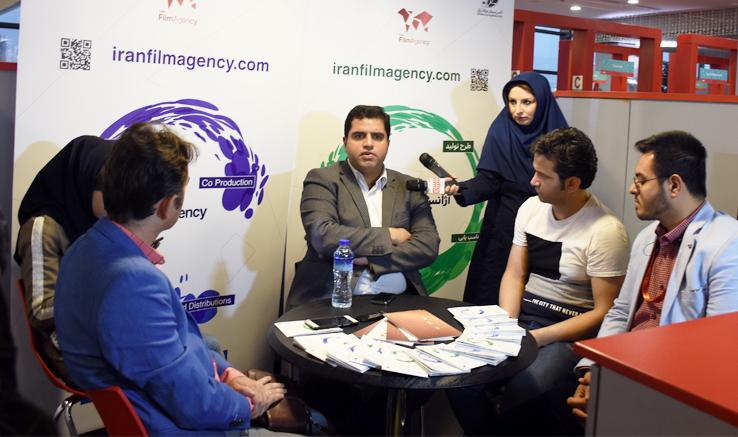 رونمایی از پلتفرم انجمن سینمای جوانان ایران در جشنواره جهانی فیلم فجر