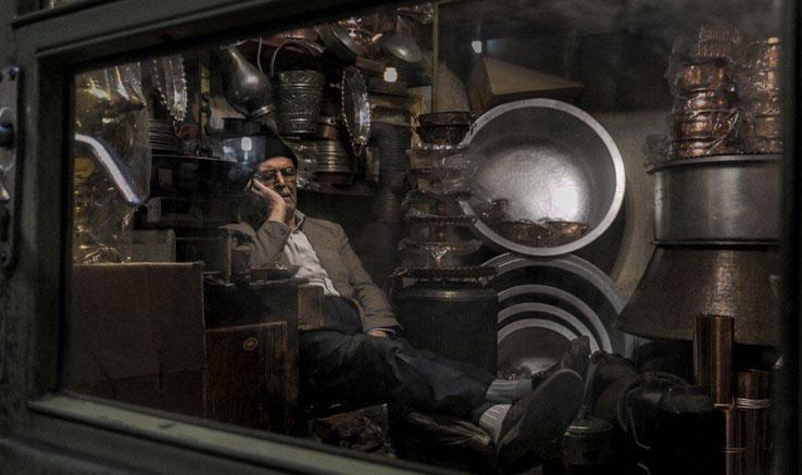 حضور عکاس برازجانی در دهمین جشنواره سراسری عکس «آبرنگ»