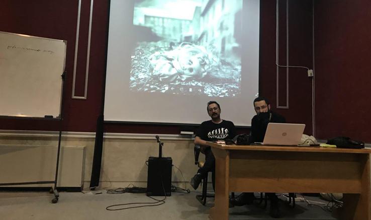 برگزاری پاتوق فیلم کوتاه، کارگاه عکاسی و تور عکاسی در دفتر تبریز