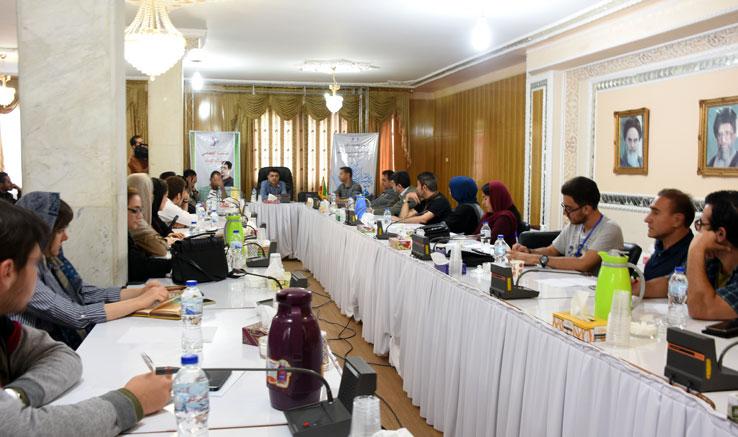 برنامه روز دوم جشنواره منطقهای «ژیار»