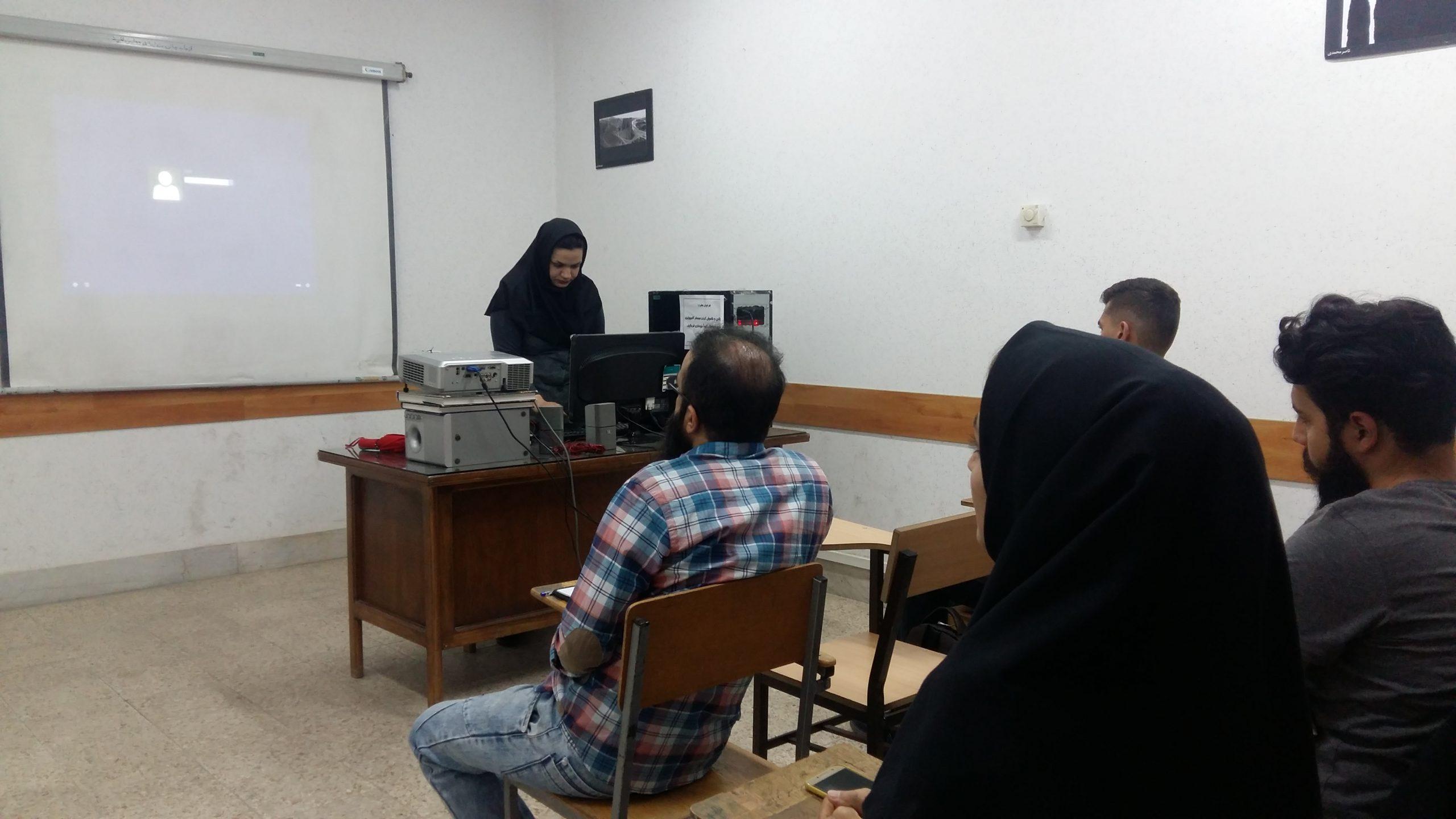 برگزاری دوره مبانی عکاسی در زنجان