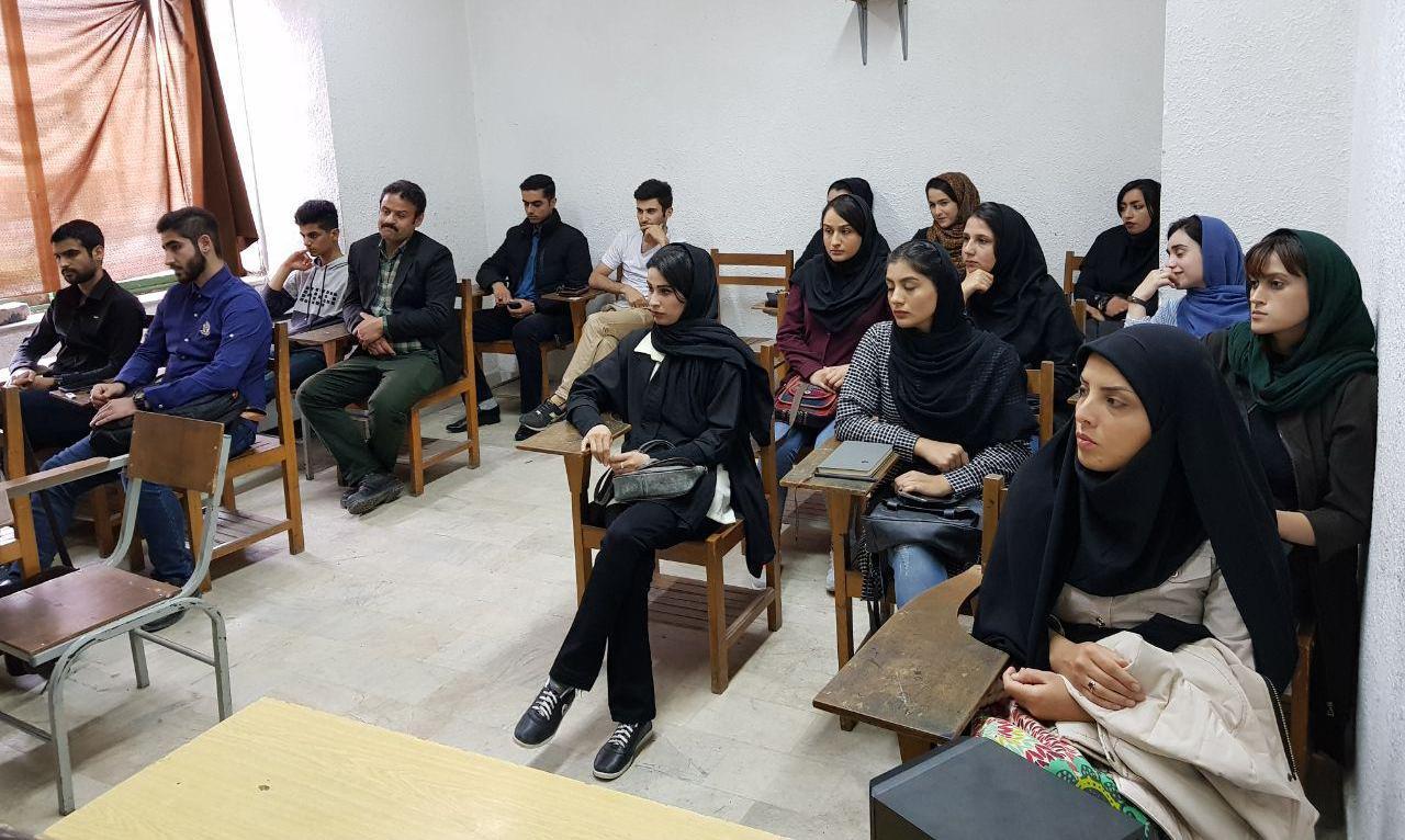 نمایش آثار برتر هفتمین دوره جشنواره حسنات در کارگاه نمایش و تحلیل فیلم رودبار