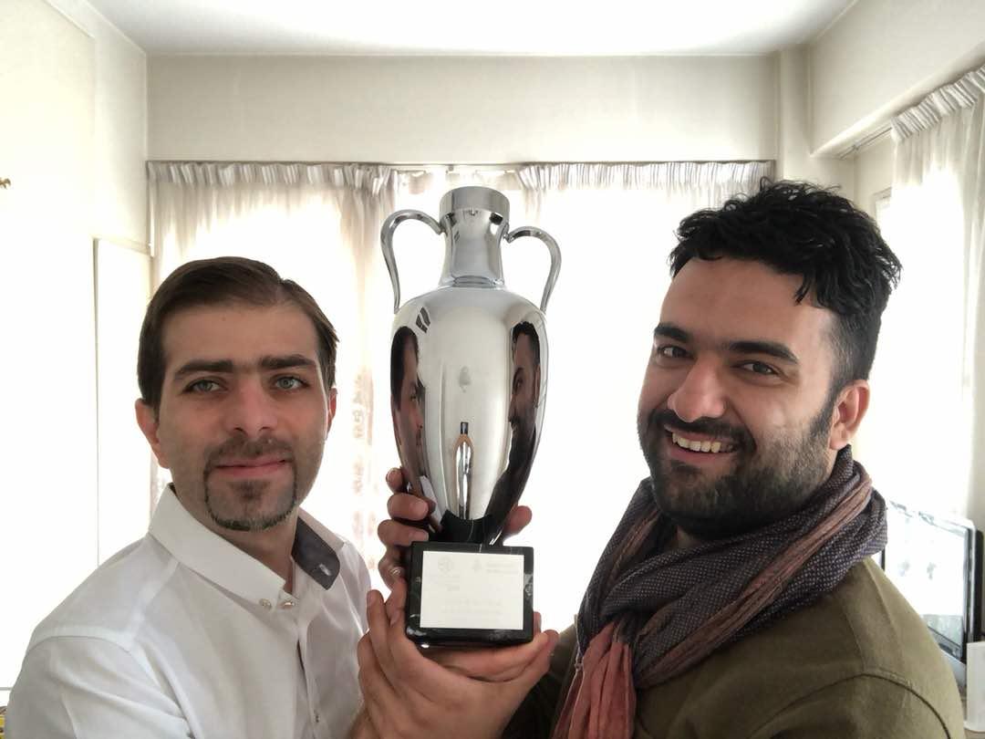 جایزه بزرگ BCN SPORTS به «آریو والیبال» از ایران