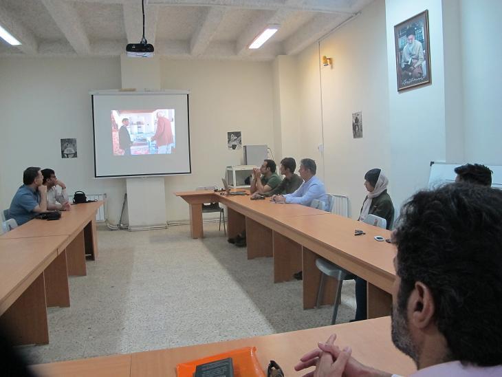 برگزاری کارگاه اکران و نقد فیلم درشاهرود