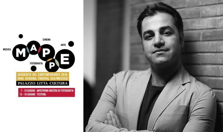 سخنرانی آرش عباسی در جشنواره فیلم میلان