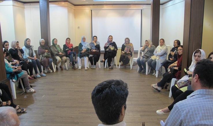 نشست «سینما ادبیات» در لاهیجان