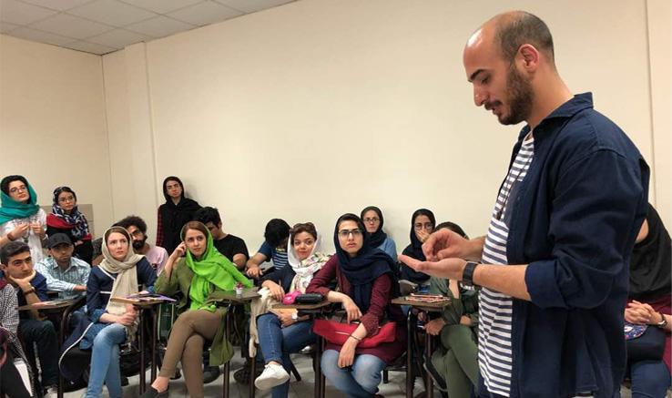برگزاری کارگاه استاپموشن در مشهد