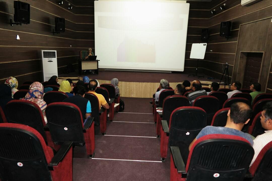 برگزاری کارگاه عکس در برازجان