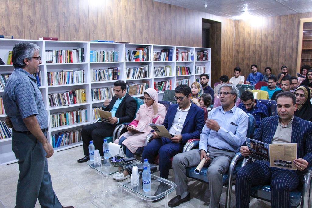 رونمایی از جدیدترین تولیدات انجمن سینمای جوانان بوشهر با حضور اعضای شورای شهر