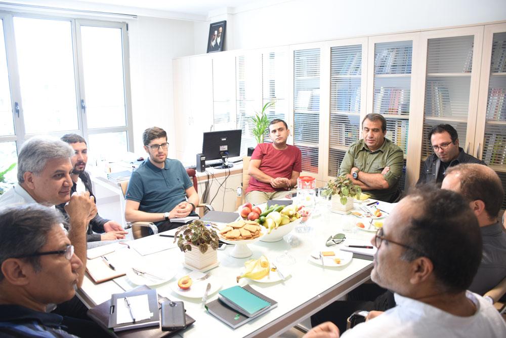 بررسی روشهای جدید و خلاق آموزش کارگاهی در دور دوم جلسات شورای مشورتی آموزش