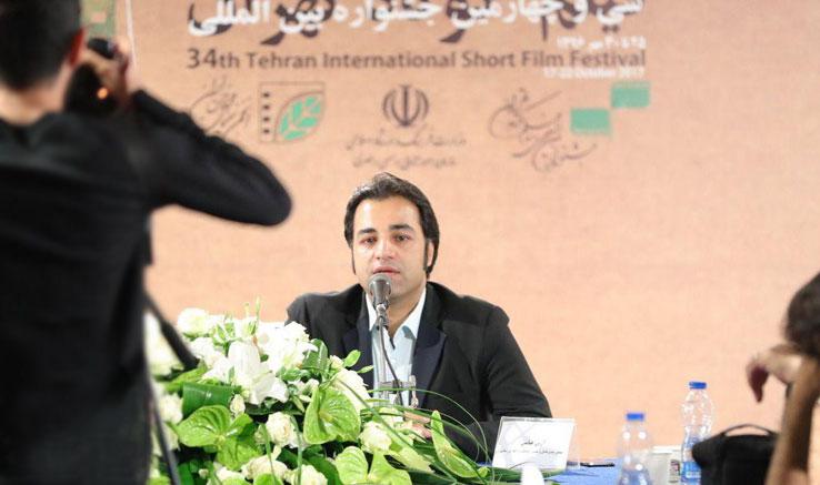 آرش عباسی مدیر هنری فستیوال فیلم « Orizzonti dell'Iran» ایتالیا شد