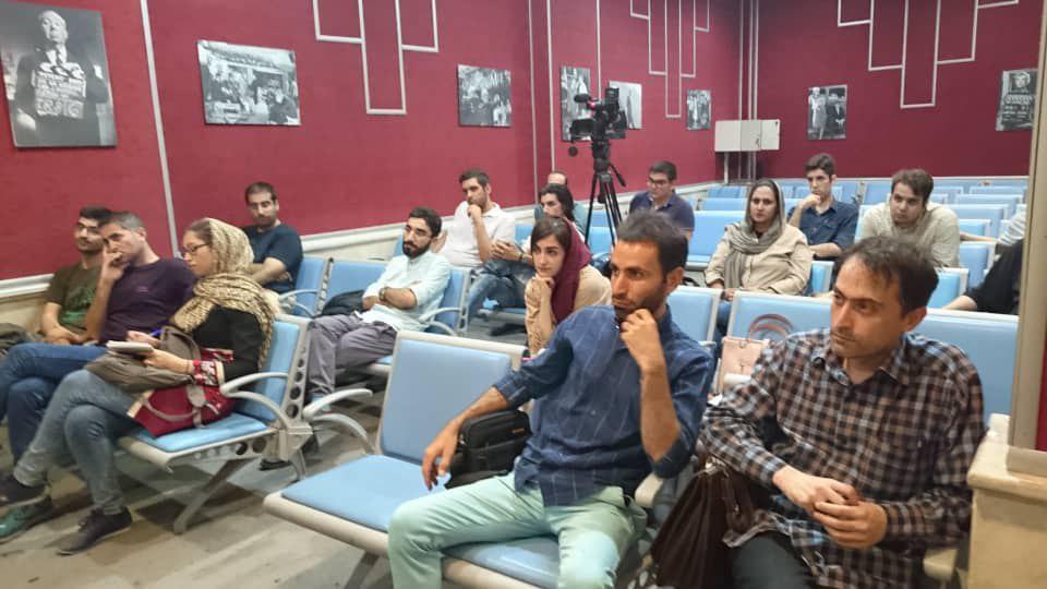 نمایش «جام حسنلو» در تبریز