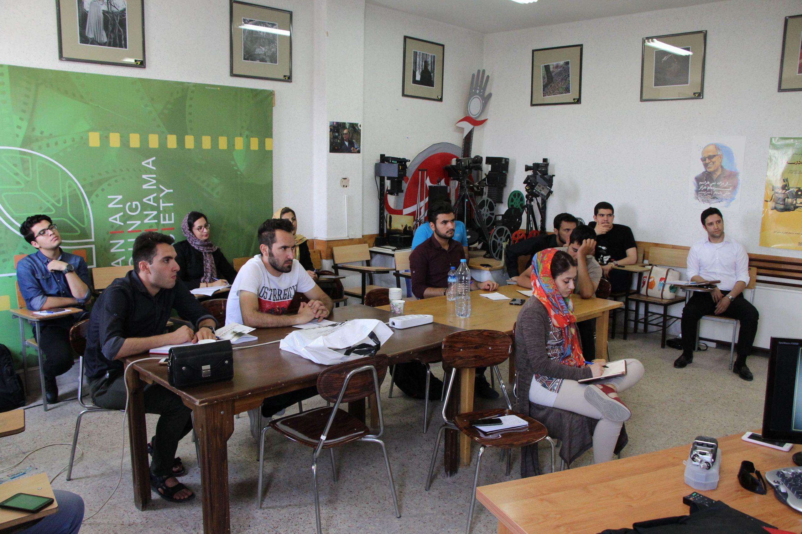 برگزاری کارگاه فیلمنامهنویسی در زنجان