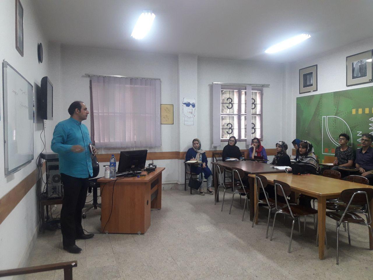 دوره آموزشی عکاسی مقدماتی در زنجان