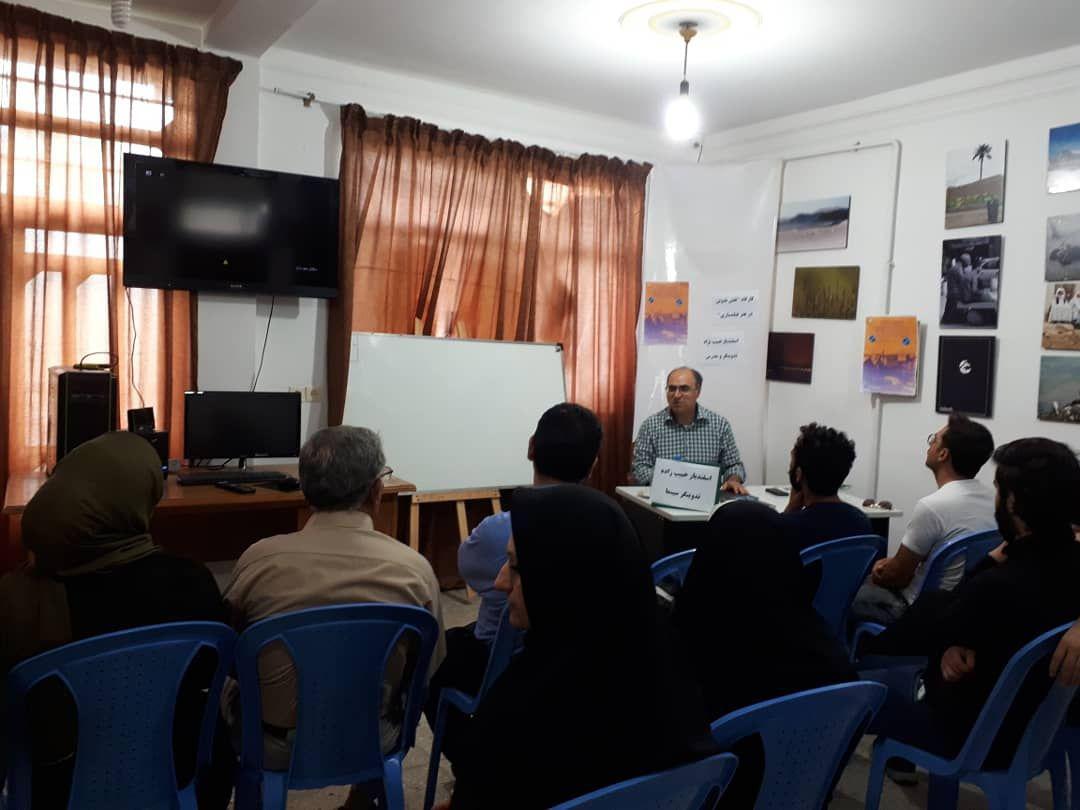 برگزاری کارگاه تدوین در تالش