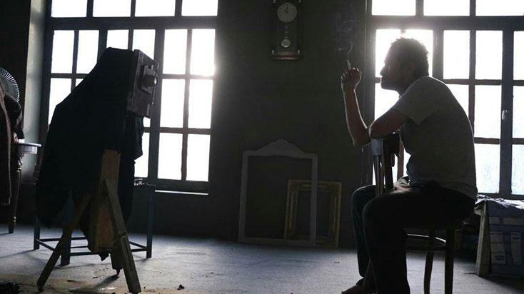 «شات» حبیبه آهنگر روی میز تدوین