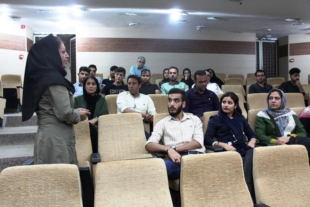برگزاری پاتوق فیلم کوتاه بوشهر و تنگستان در اهرام