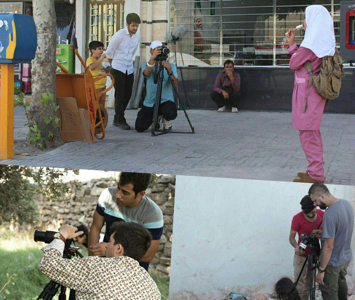 تولید ۳ فیلم کوتاه در رودبار