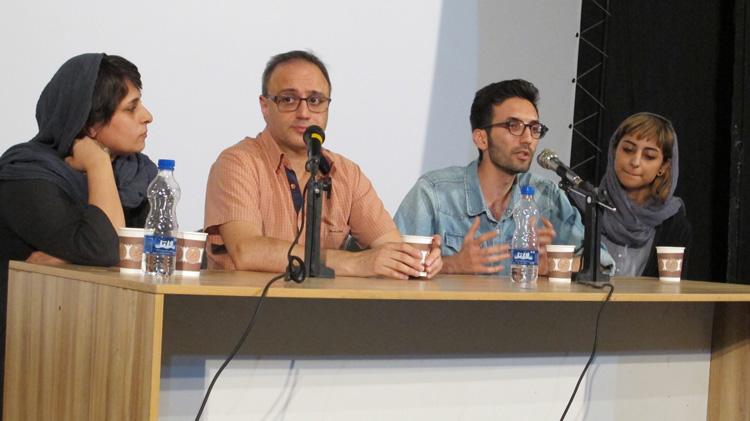 پنجاه و دومین جلسه پاتوق فیلم کوتاه با حضور مصطفی آلاحمد برگزار شد