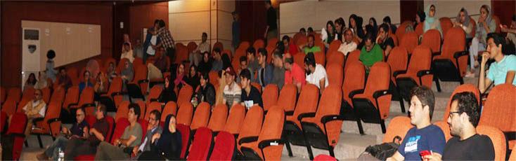 پاتوق فیلم کوتاه انجمن سینمای جوانان کرج کلید خورد