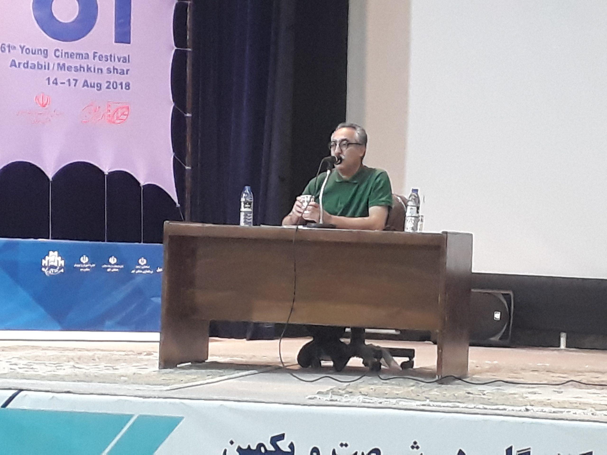گزراش تصویری سومین روز جشنواره منطقهای اردبیل -مشگین شهر