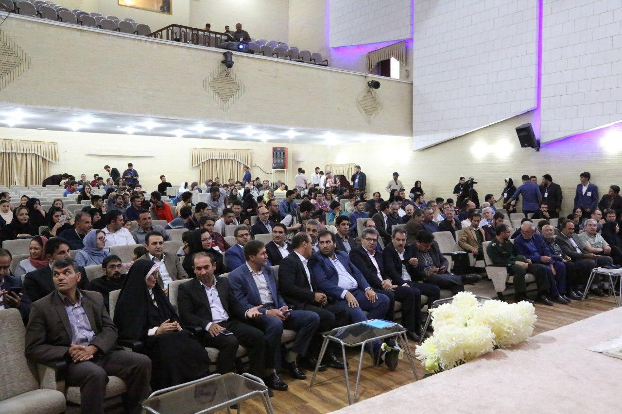 افتتاح شصت و یکمین جشنواره منطقهای سینمای جوان اردبیل-مشگینشهر