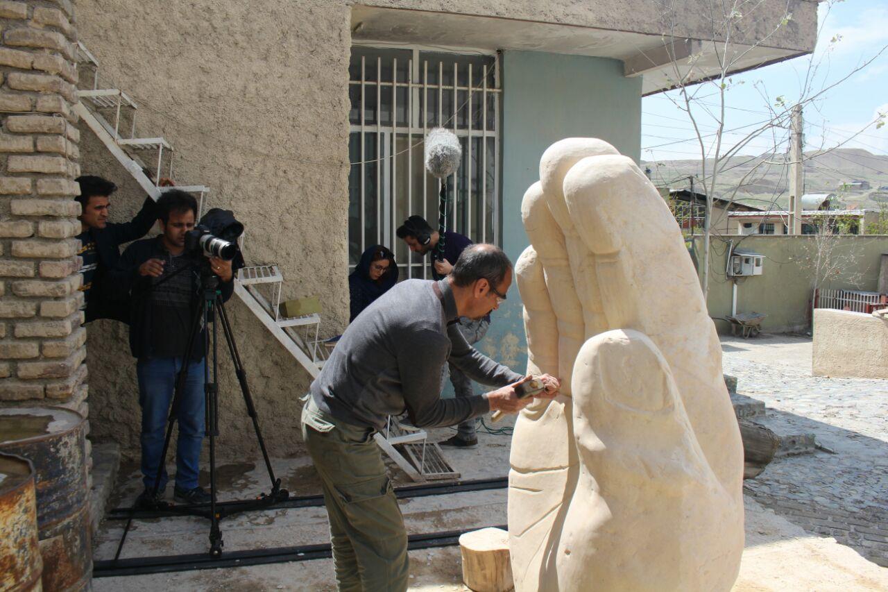 تولید «نابغهای که اسب سواری نمی دانست» در کرمانشاه
