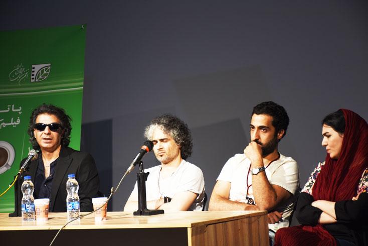 فرهنگ آدمیت در چهل و نهمین پاتوق فیلم کوتاه عنوان کرد: فیلم کوتاه، جهان فیلمساز است