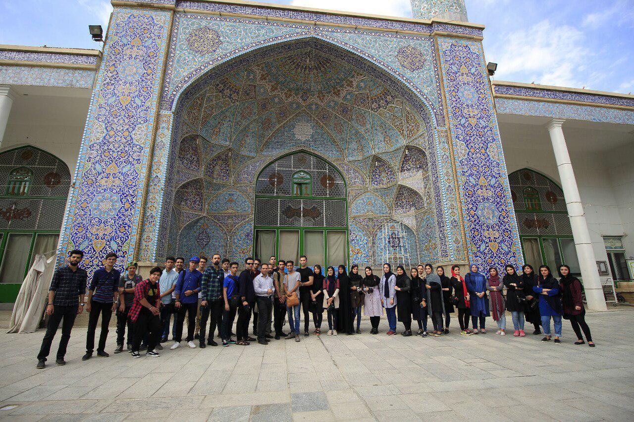 عکاسی و مستندنگاری مسجد و بازار همدان