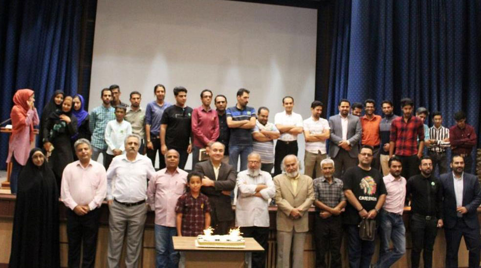 نکوداشت روز ملی سینما در بم