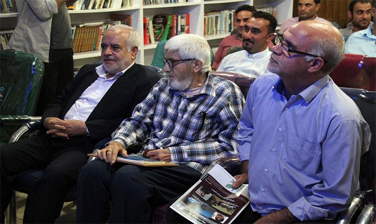رونمایی از ۲ فیلم کوتاه در پاتوق فیلم کوتاه بوشهر