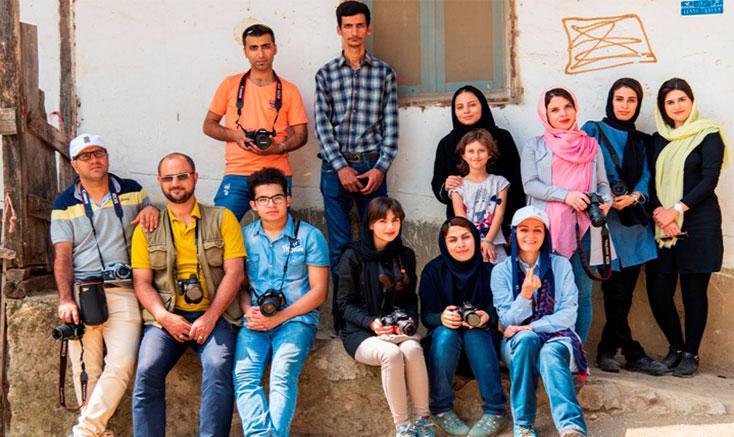 اردوی عکاسان رودباری در املش
